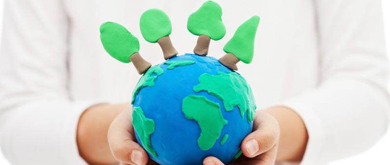 Alles über Klimaschutz
