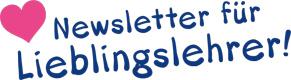 Newsletter für Lehrer Logo