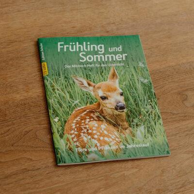 Mitmach-Heft Frühling und Sommer