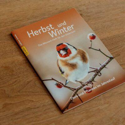 Mitmach-Heft Herbst und Winter