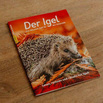 Mitmach-Heft: Der Igel