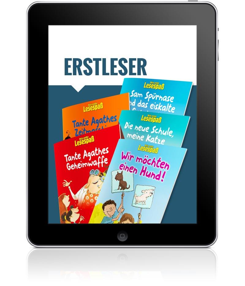 Erstleser Lesepaket eBook