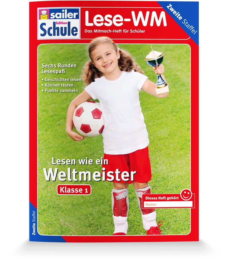 Lese-WM Klasse 1-Staffel 2