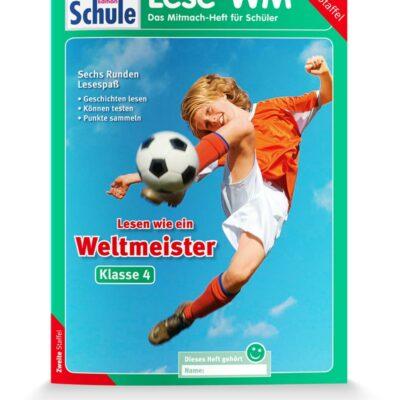 Lese-WM Klasse 4 -Staffel 2