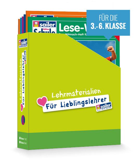 Lieblingslehrer-Box Klasse 3-6