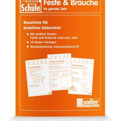 Bausteinmappe Feste und Bräuche