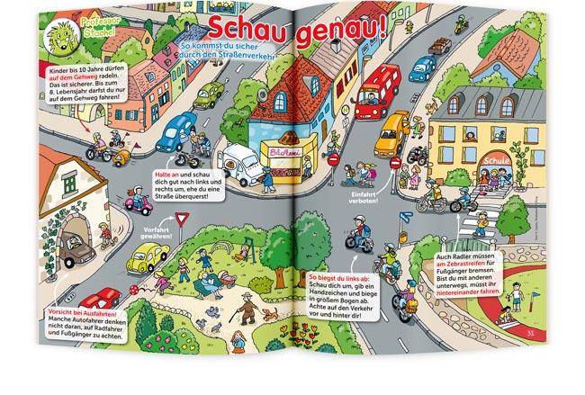 BIMBO Kinderzeitschrift schau genau