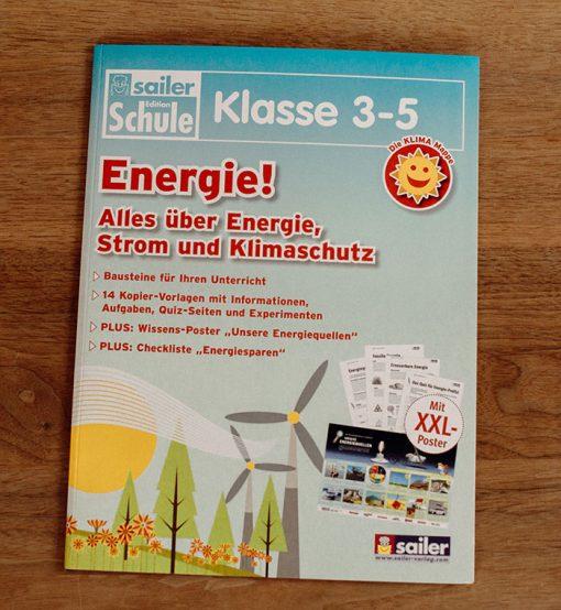 Bausteinmappe Energie