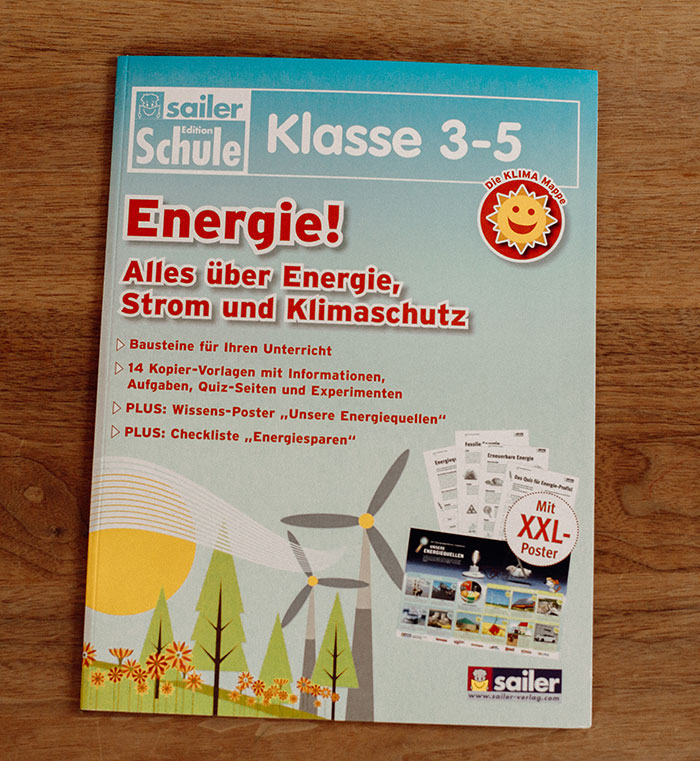 Energie : Sailer Verlag
