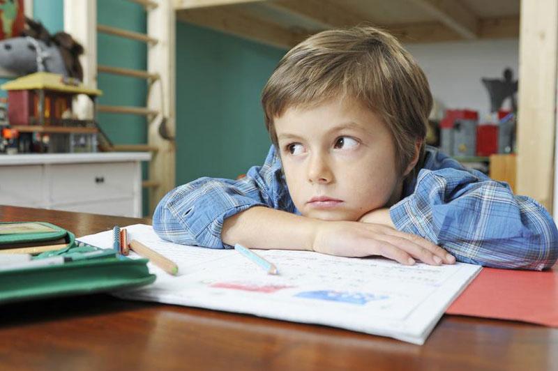 Problemfall Hausaufgaben