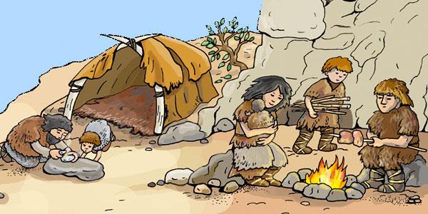 Steinzeit Bilder