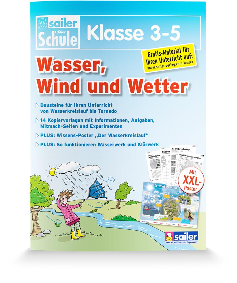 Wasser, Wind und Wetter