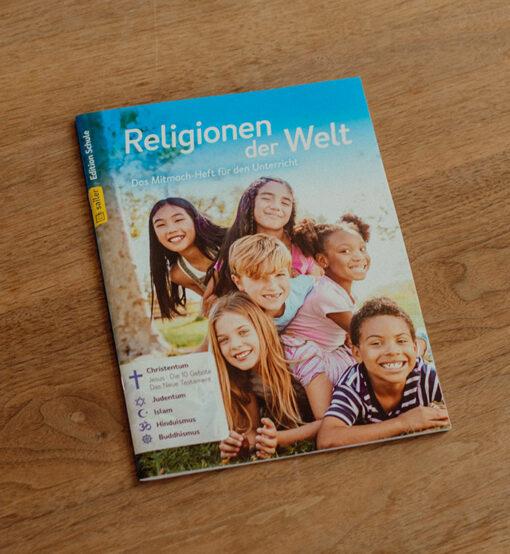 Sonderheft Religionen der Welt