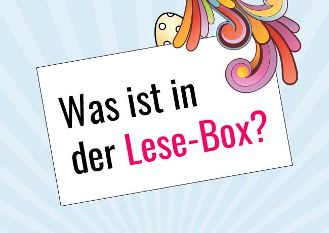 Was ist in der Lese-Box?