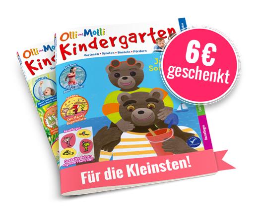OLLI UND MOLLI Kindergarten Titel
