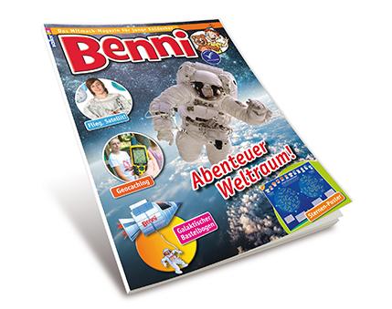 Benni Kinderzeitschrift