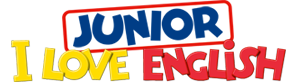 I LOVE ENGLISH Junior Logo