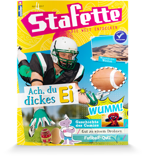 STAFETTE Cover