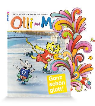 Olli und Molli in der Lesebox
