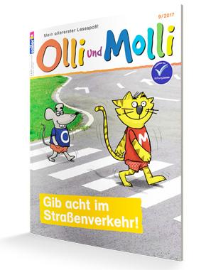 Olli und Molli - Mein allererster Lesespaß