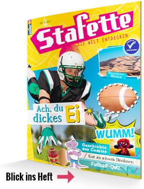 Stafette Kinderzeitschrift