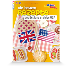 Sonderausgabe: I Love English Junior