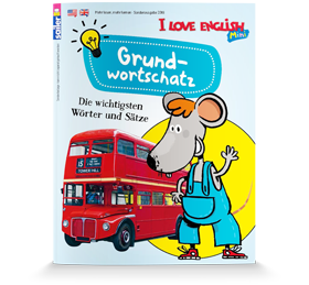 Sonderausgabe: I Love English Mini