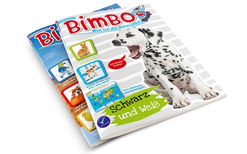 2 Ausgaben Bimbo