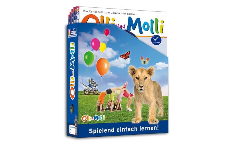 Olli und Molli Stehsammler