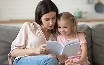 Lesetraining zu Hause