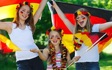Sommerfest zur WM