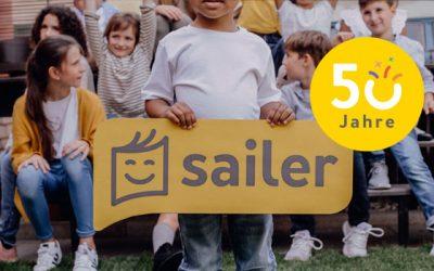 Wettbewerb: 50 Jahre Sailer