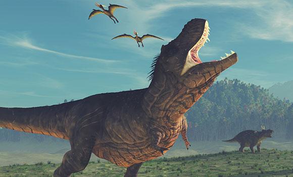 Arbeitsblätter Dinosaurier