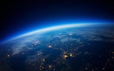 Planeten und Weltall