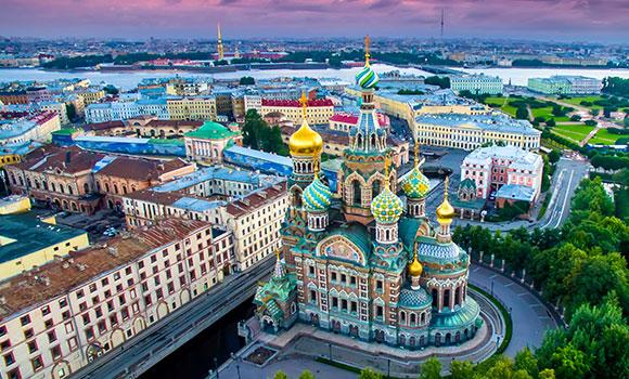 Arbeitsblätter Russland
