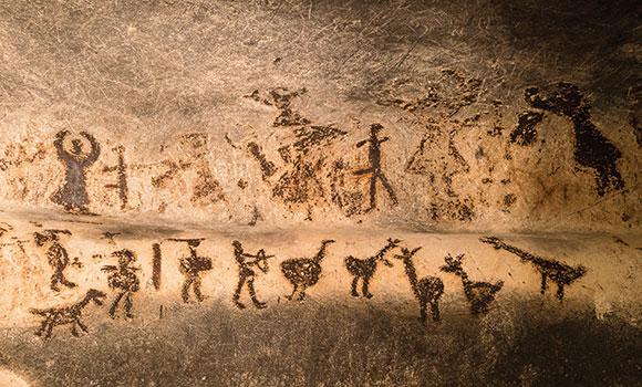 Arbeitsblätter Steinzeit