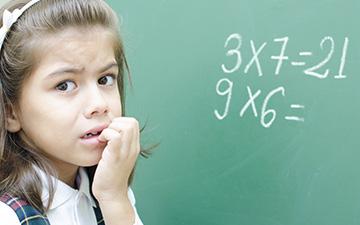 Einmaleins für Grundschüler