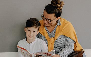 Besser lesen lernen