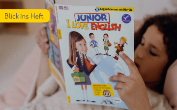 I Love English Junior