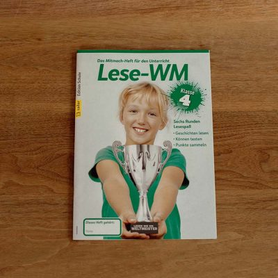 Lese-WM Klasse 4