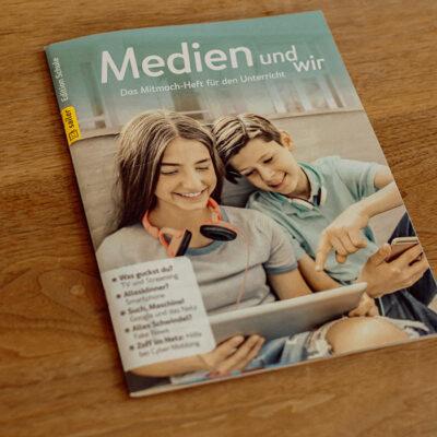 Mitmach-Heft Medien