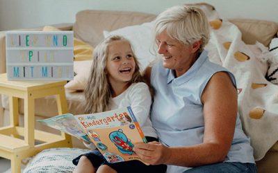 So wecken Sie Lesefreude in Ihrem Kind