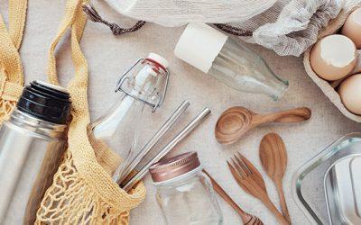 Plastik vermeiden in Schule und Alltag