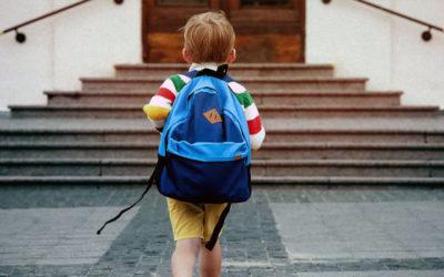 Vorschule und Einschulung