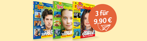 I Love English 3 Ausgaben