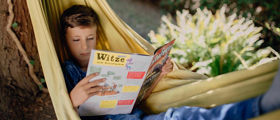 Lesereise statt Urlaubsreise