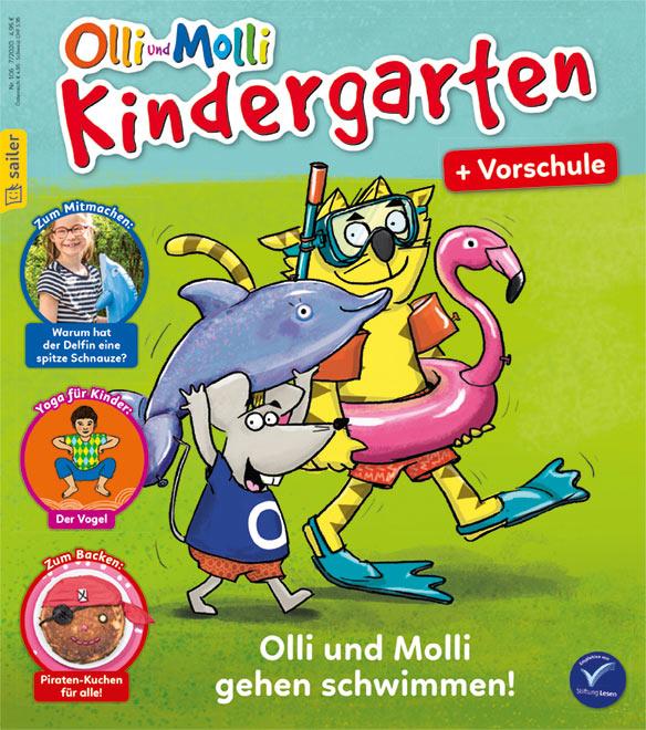 Olli und Molli Kindergarten 07/2020