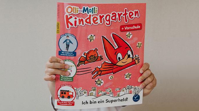 Olli und Molli Kindergarten ab 3 Jahren