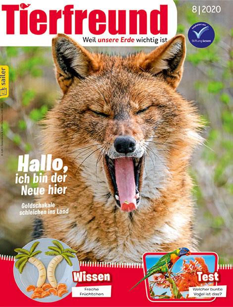Tierfreund 07/2020