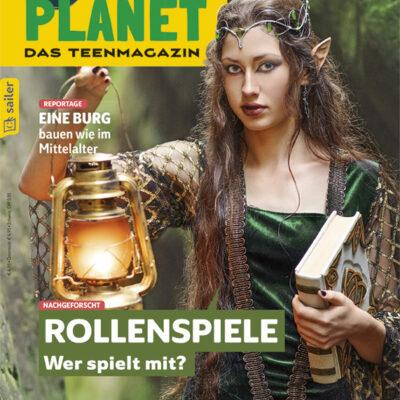 Dein Planet 08/20